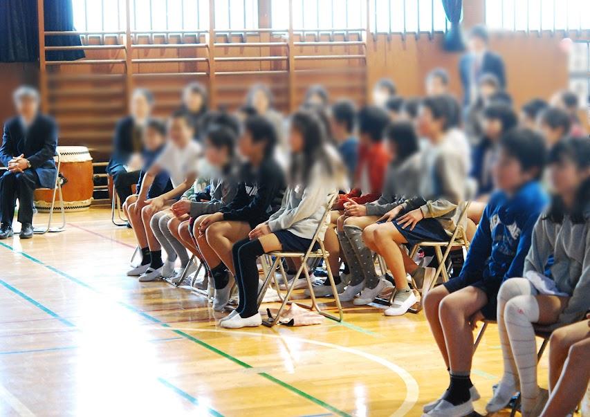 20140306芝小学校_卒業を祝う会DVD