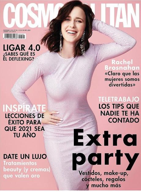 portada cosmopolitan diciembre 2020