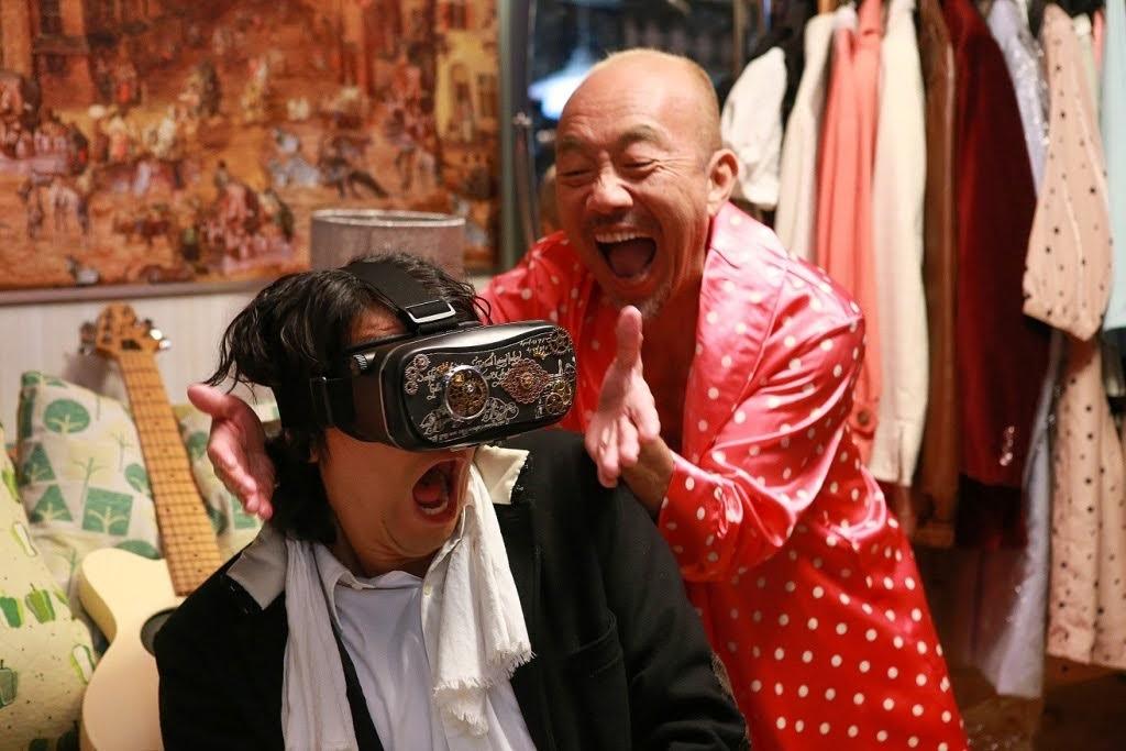 性感男神 齋藤工 策畫10年!揪「鬼才導演」 白石和彌 狂賭《 麻雀放浪記2020 》