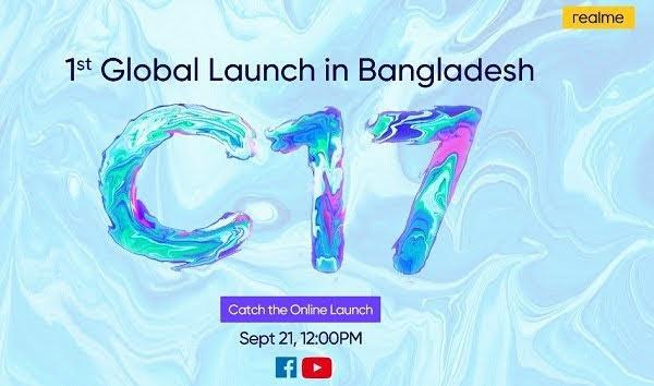 realme c17 launch bangladesh