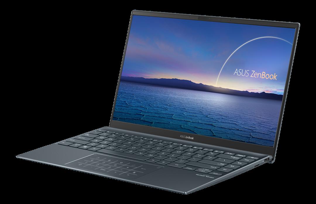 Asus ZenBook UX425EA - Perspectve
