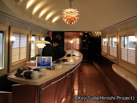 JR九州 787系「36ぷらす3」 3号車ビュッフェ_01