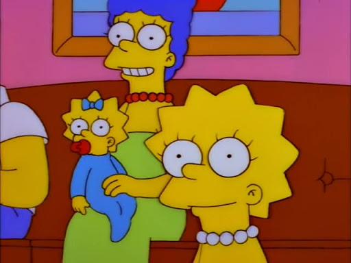 Los Simpsons 9x11 Todos cantan, todos bailan
