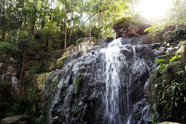 Cascata Sok San