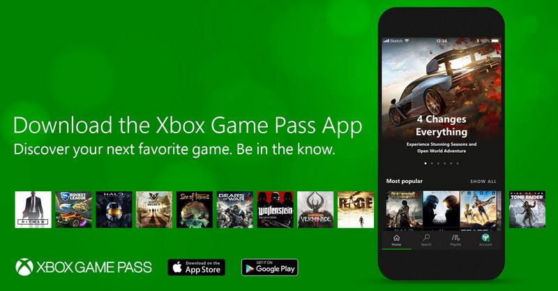 Microsoft เปิด Xbox Games Pass Mobile เล่นได้ 22 ประเทศบนมือถือ