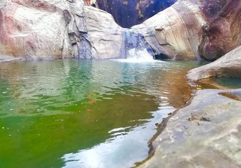 Pahanthudawa Waterfall