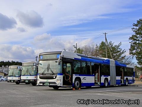 JRバス関東 白河 日野ブルーリボン連節バス 2170_05