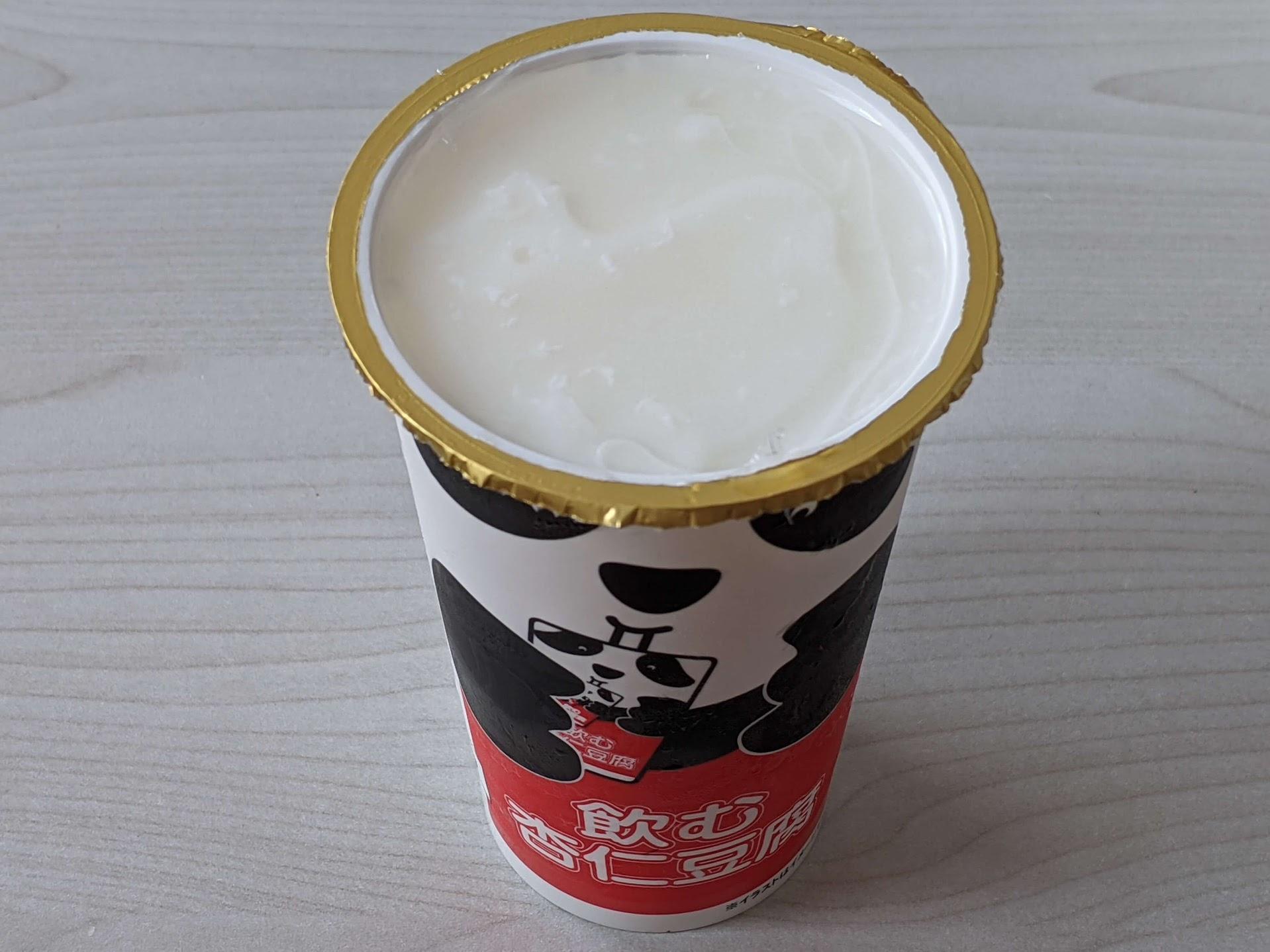 カルディ 飲む杏仁豆腐
