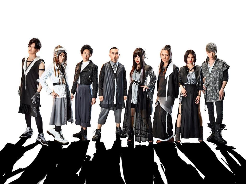 (有片) 和樂器樂團 ( 和楽器バンド )新專《TOKYO SINGING》台壓發行 談對近未來世界的想像