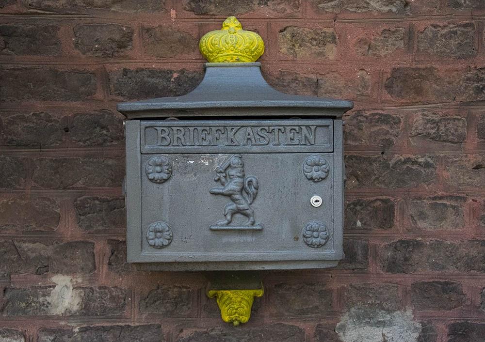 Рабочий поселок Германиа, почтовый ящик