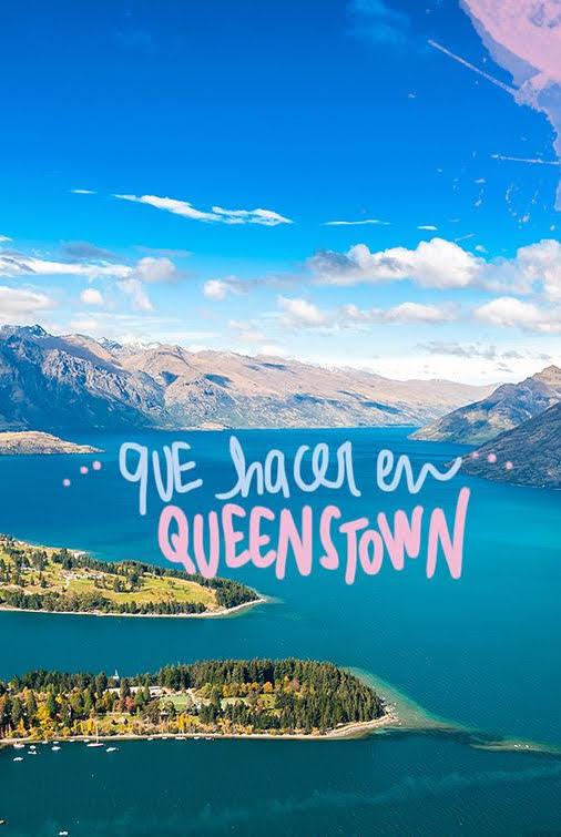 que ver y hacer en queenstown