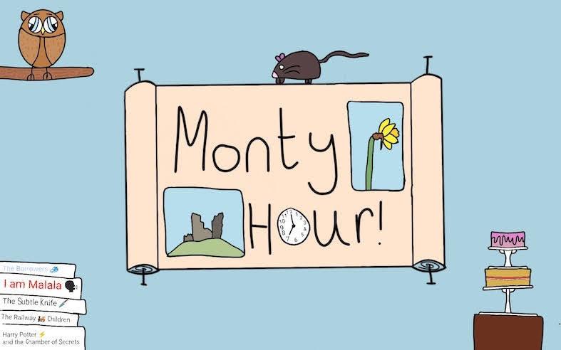 New Monty Hour online