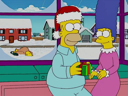 Los Simpsons 20x04 Especial de Noche de Brujas XIX