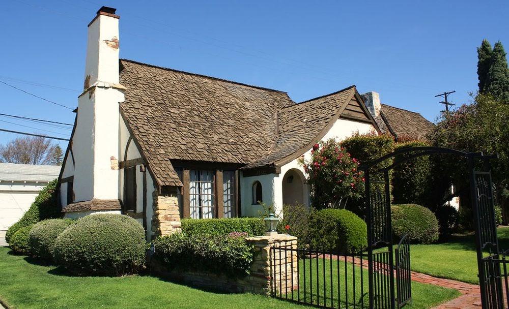 Storybook Houses, as casas de contos de fadas de Los Angeles