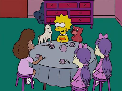 Los Simpsons 14x19 El perro cobarde