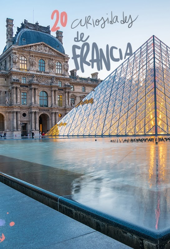 curiosidades de Francia