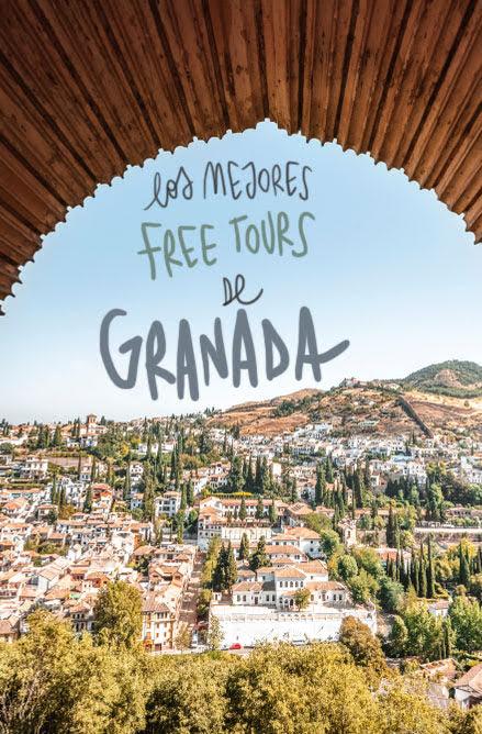mejores free tours de Granada