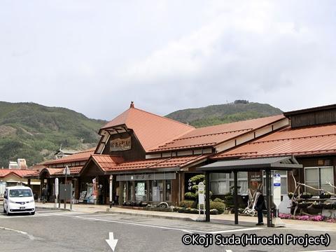 京王バス「中央高速バス白馬線」 信濃大町駅