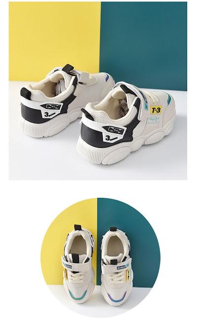 Giày Thể Thao Trẻ Em Mới Nhất Chống Trơn Trượt, Thoáng Khí Size 27-31 - 8
