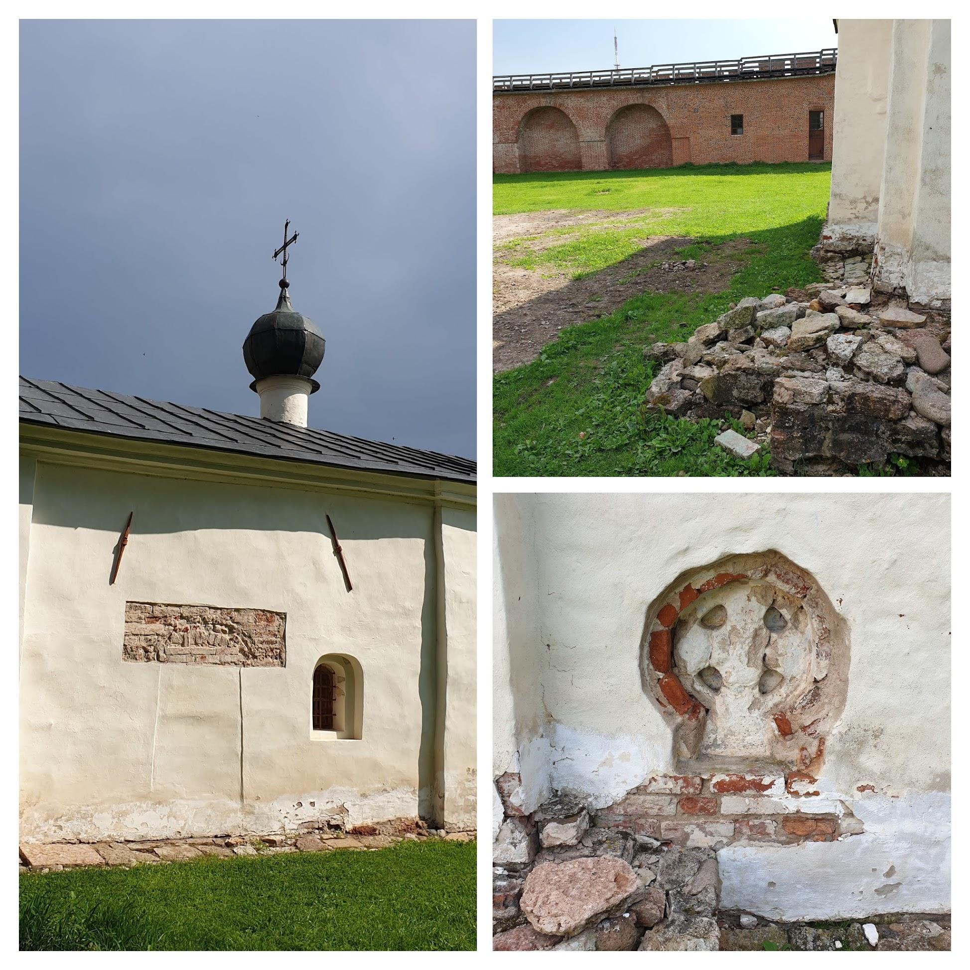 В Новгород из-под Луги двумя наездами, август 2020
