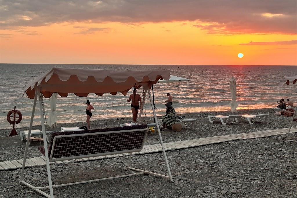 По Большому Сочи в сентябре 2020: мало пляжей, много прогулок