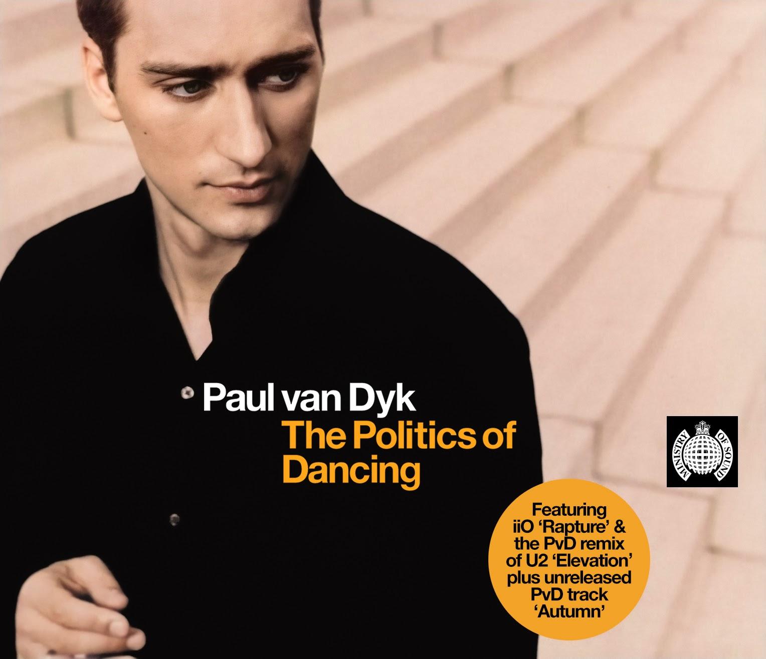 Album Artist: Paul van Dyk / Album Title: The Politics of Dancing [Original Rectangular Album Art]