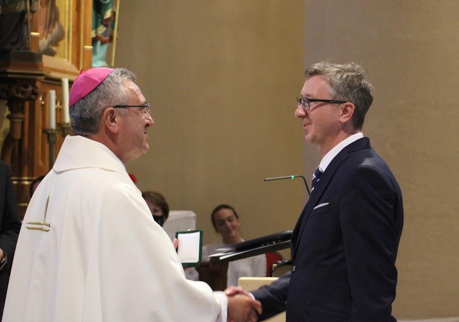 Nagy Árpád -Szent Gellért díj