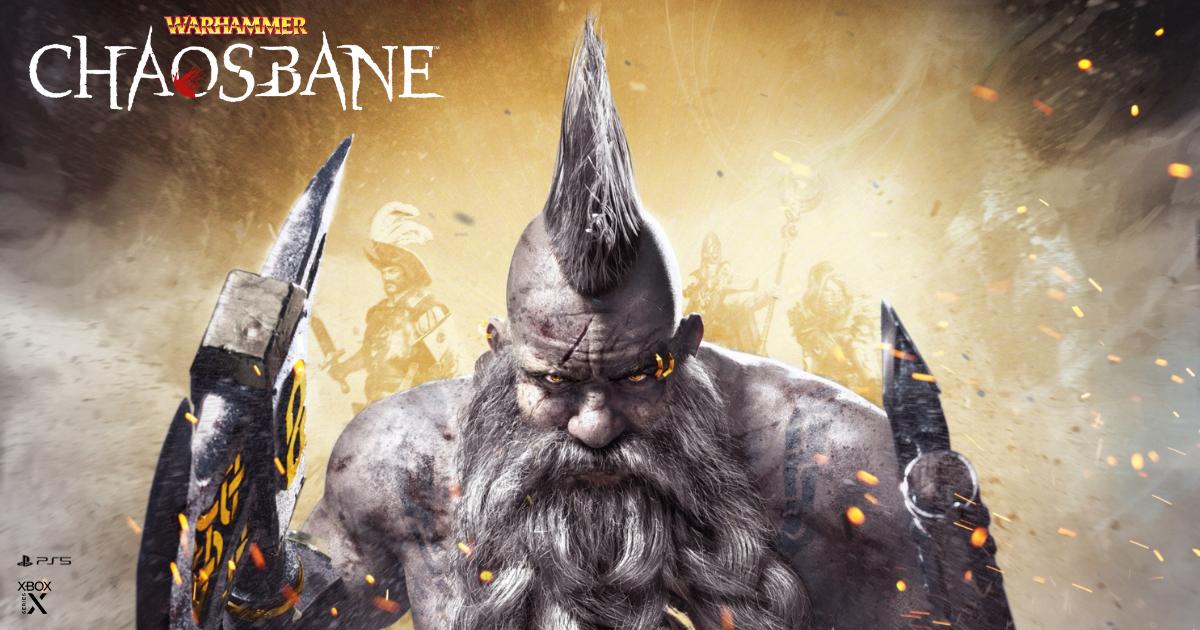 Warhammer: Chaosbane Slayer Edition อลังการยิ่งกว่าบน PlayStation 5 และ Xbox Series X