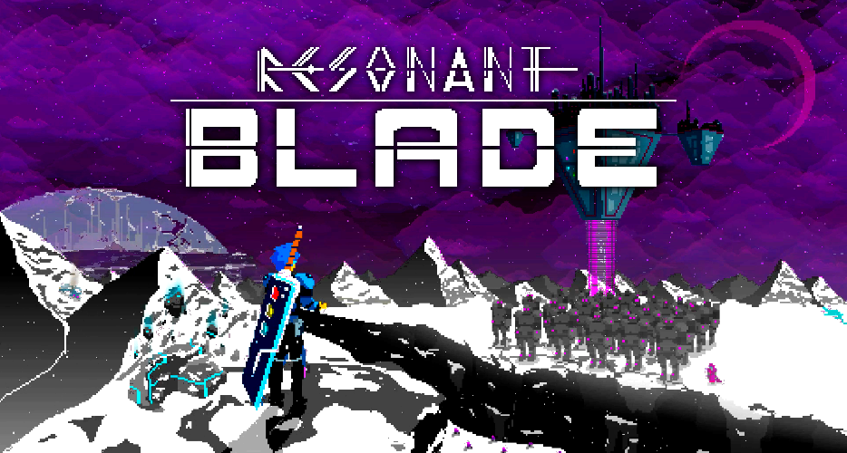 Resonant Blade Is A Mix Of Stylistic Sword Fights And Retro Arcade Fun