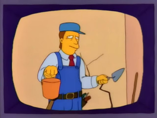 Los Simpsons 4x07 Marge Consigue Empleo