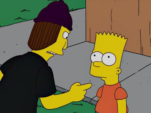 Los Simpsons 20x08 Burns y las abejas