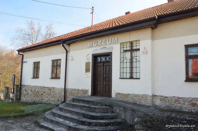 patrz: Nowy Wiśnicz – Muzea