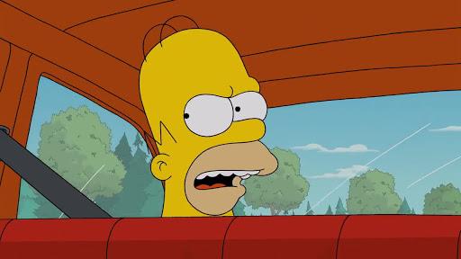 Los Simpsons 27x03 Prohibido fumar