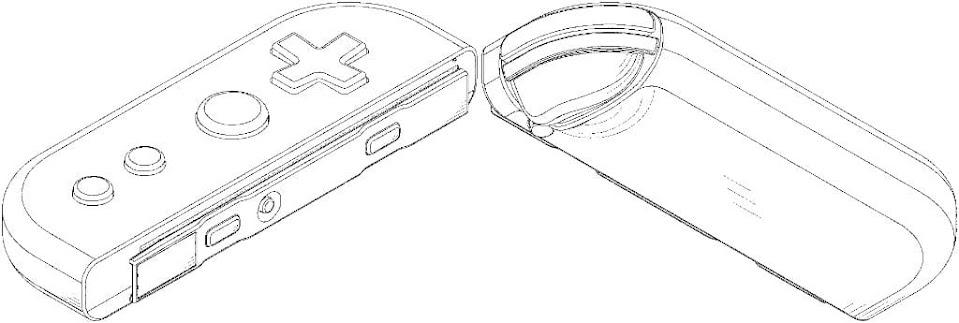 任天堂 Joy-Conの新たな特許を申請 新型Nintendo Switch向けとの見方も