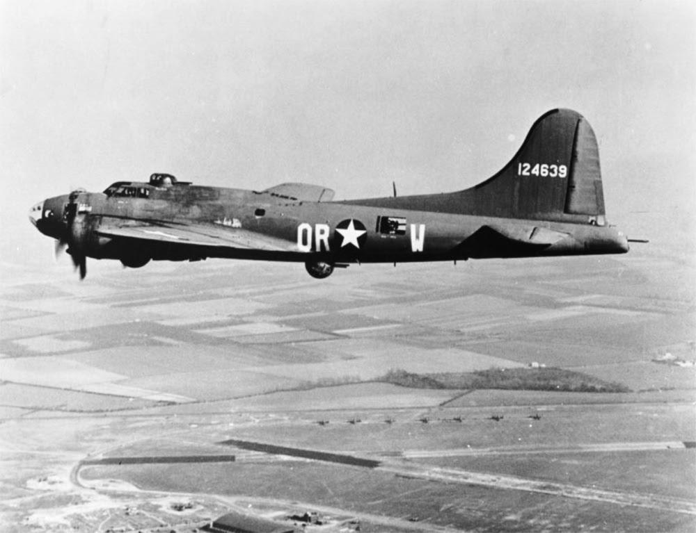 Boise City, a cidade americana bombardeada pelos americanos