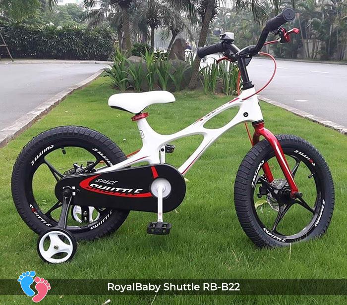 Xe đạp trẻ em Royal Baby Shuttle RB-B22 4