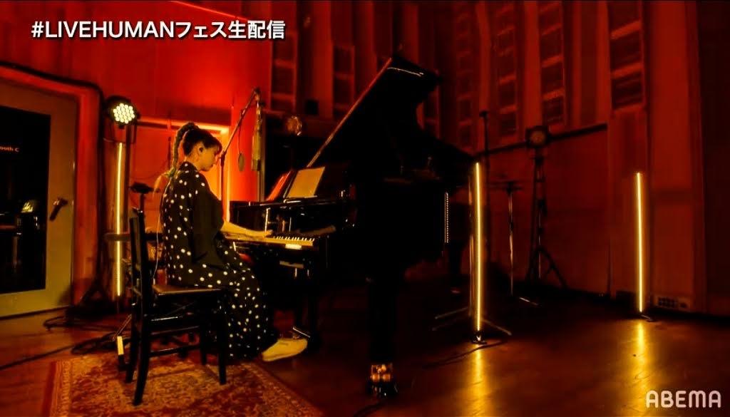 大塚愛 未發表歌曲獻唱「LIVE HUMAN 2020」 自爆曾陷低潮完全無法寫歌