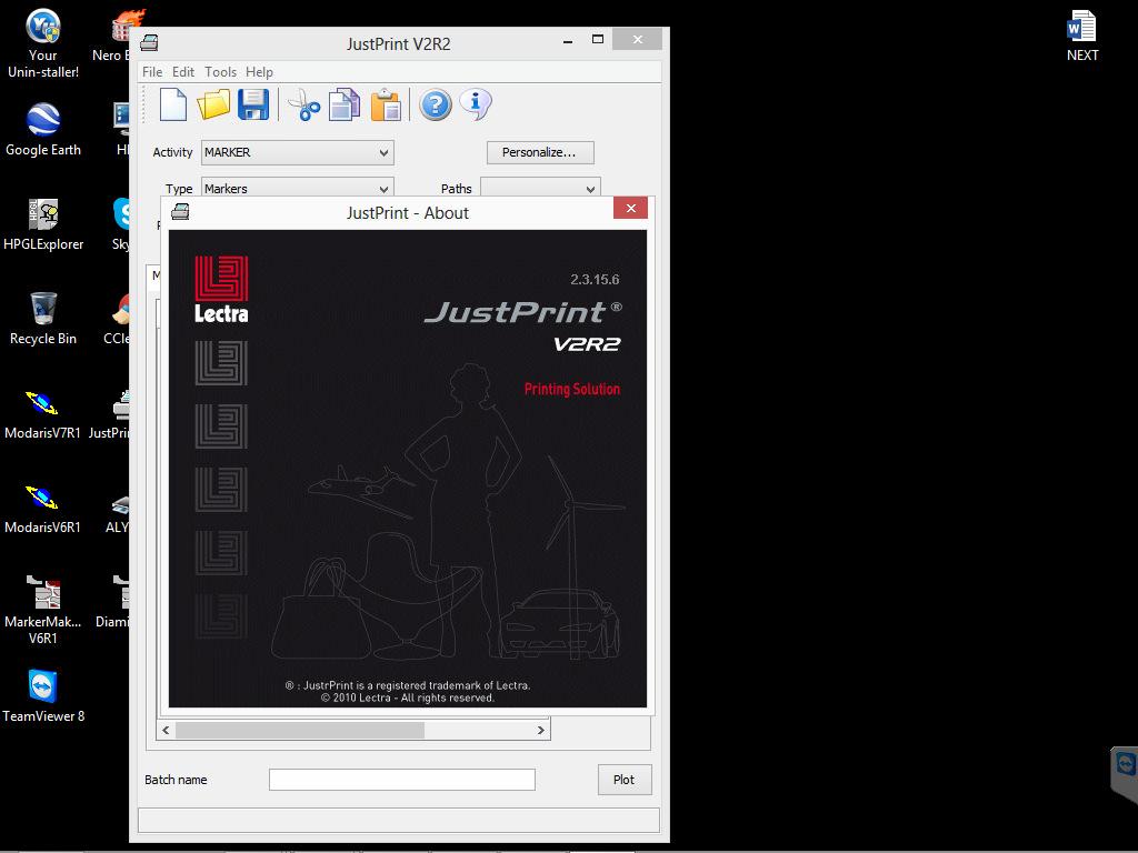 Cài Lectra Trên Windows 8 9