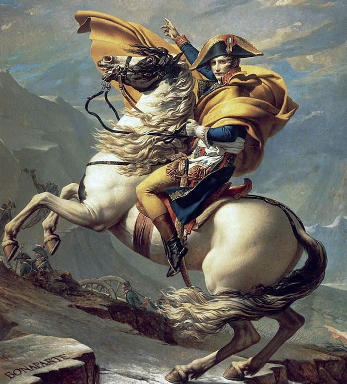 A insólita trajetória do pênis de Napoleão