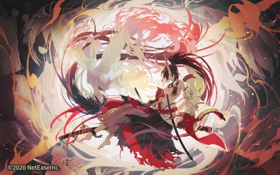 和風幻想「 陰陽師 Onmyoji 」四週年紀念主題特展將於d/art展出!!