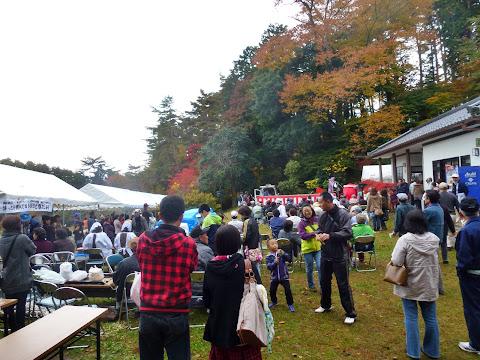 ひころの里秋まつり2012 写真2