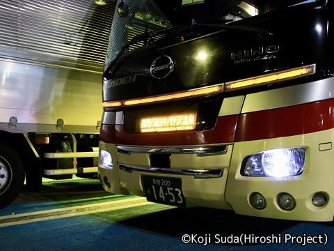 長電バス「ナガデンエクスプレス」大阪線 1453 草津PAにて_02
