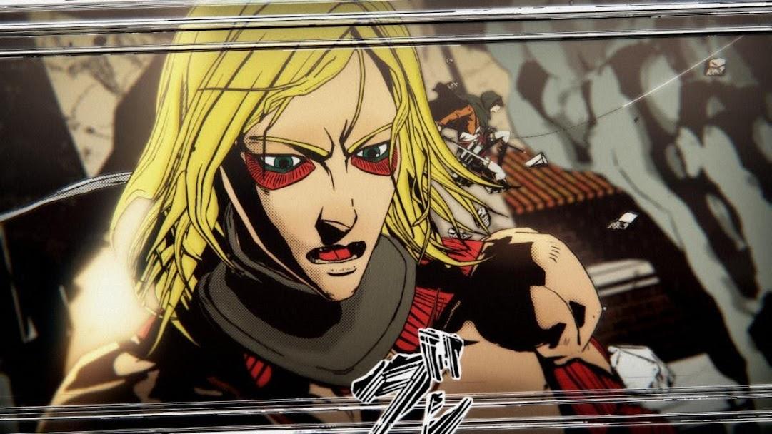 Attack On Titan Yoshiki Theme Commercials - AntDaGamer.Com