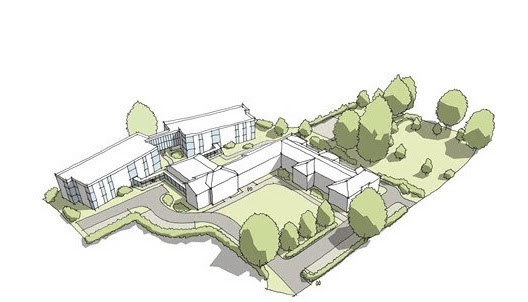 Plans submitted for Neuadd Maldwyn