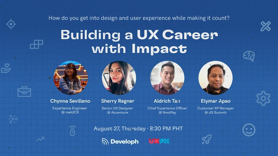 Building a UX Career with Impact