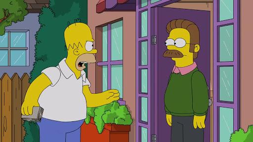 Los Simpsons 28x12 El Gran Phatsby