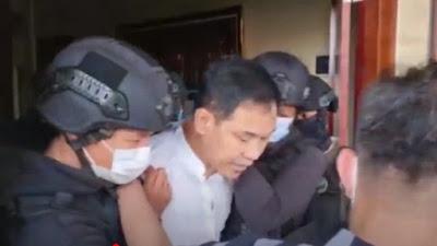 Munarman Ditangkap Densus 88, Terlibat Kelompok Teroris JAD yang Terafiliasi Dengan ISIS