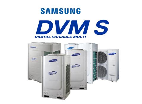 Tính năng, ưu điểm của điều hòa  trung tâm Samsung DMV-S