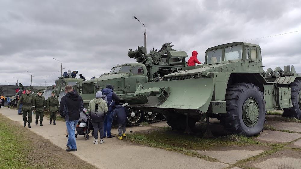 Майская Беларусь в эпоху ХВОРИ (2021)
