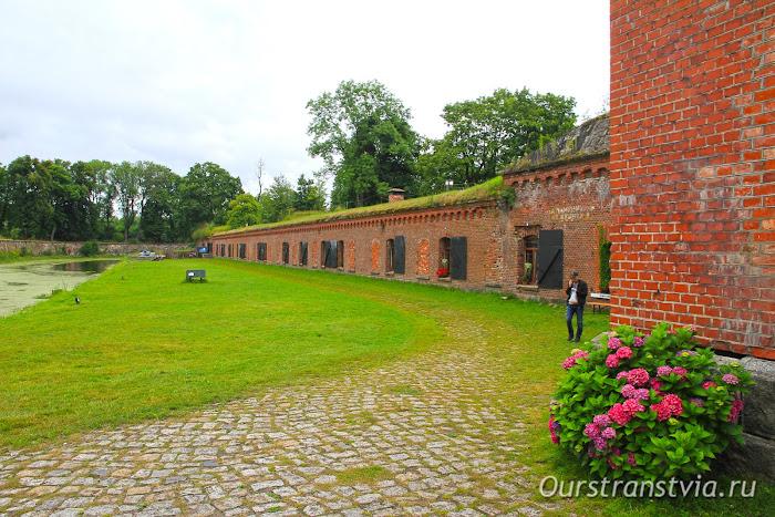 Оборонительные сооружения Кенигсберга